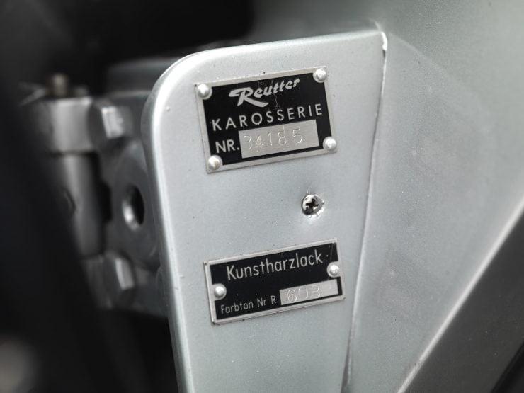 Porsche 356 Speedster 7 740x555 - 1958 Porsche 356 A 1600 Super Speedster