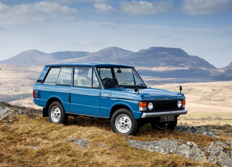 Range Rover Classic Cutaway. 2 740x533 - The Essential Buying Guide: Range Rover Classic Two-Door