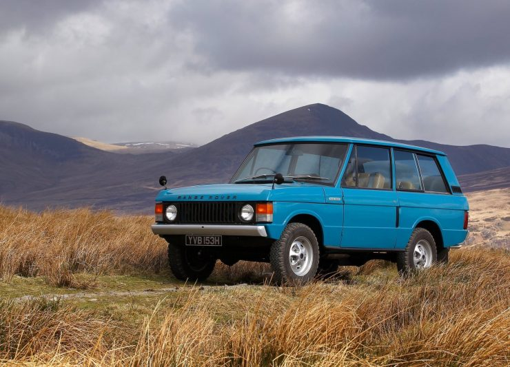Range Rover Classic Cutaway. 3 740x533 - The Essential Buying Guide: Range Rover Classic Two-Door