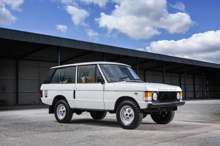 Range Rover Classic Cutaway. 7 740x492 - The Essential Buying Guide: Range Rover Classic Two-Door