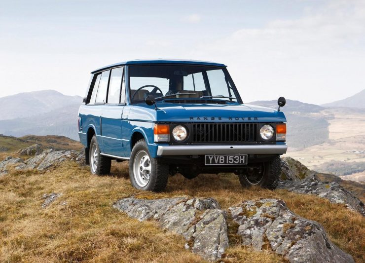 Range Rover Classic Cutaway. 740x533 - The Essential Buying Guide: Range Rover Classic Two-Door