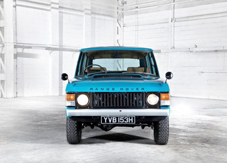 Range Rover Classic Cutaway. 8 740x534 - The Essential Buying Guide: Range Rover Classic Two-Door