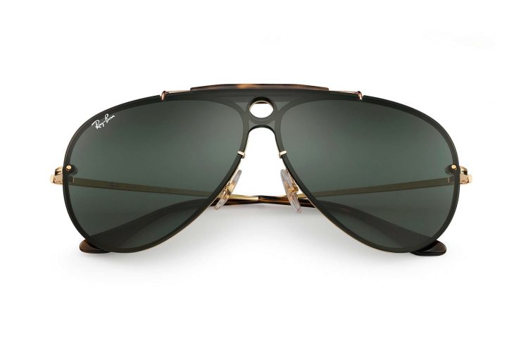 Ray Ban Blaze Shooter Sunglasses 1 740x494 - Ray-Ban Blaze Shooter Sunglasses