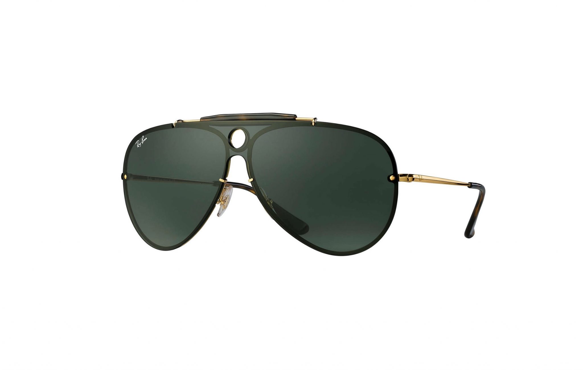 Ray Ban Blaze Shooter Sunglasses