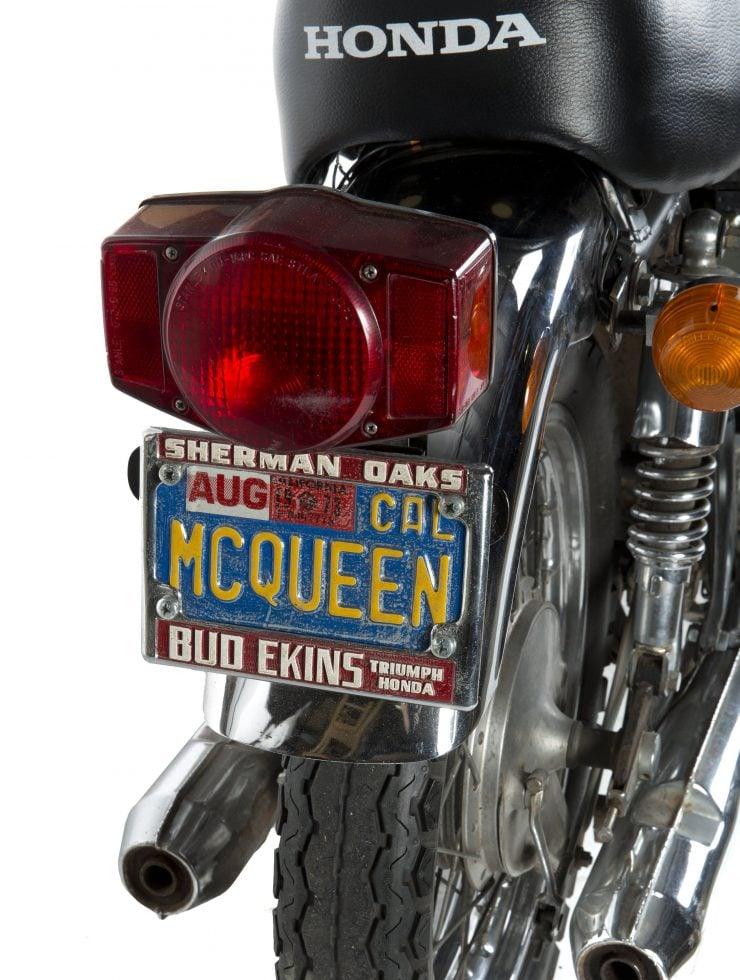 Steve McQueens Honda CB450 1 740x980 - Steve McQueen's Honda CB450