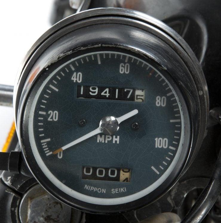 Steve McQueens Honda CB450 2 740x747 - Steve McQueen's Honda CB450