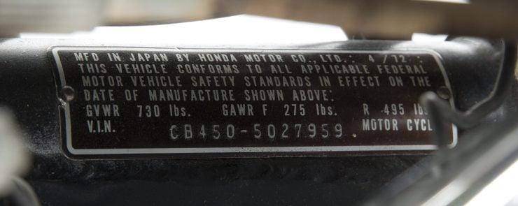 Steve McQueens Honda CB450 3 740x295 - Steve McQueen's Honda CB450