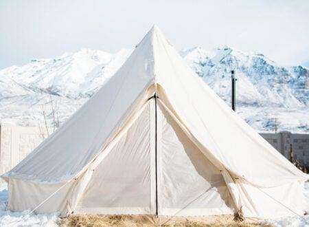 Stout Bell Tent – Overland 5000 Sunforger 450x330