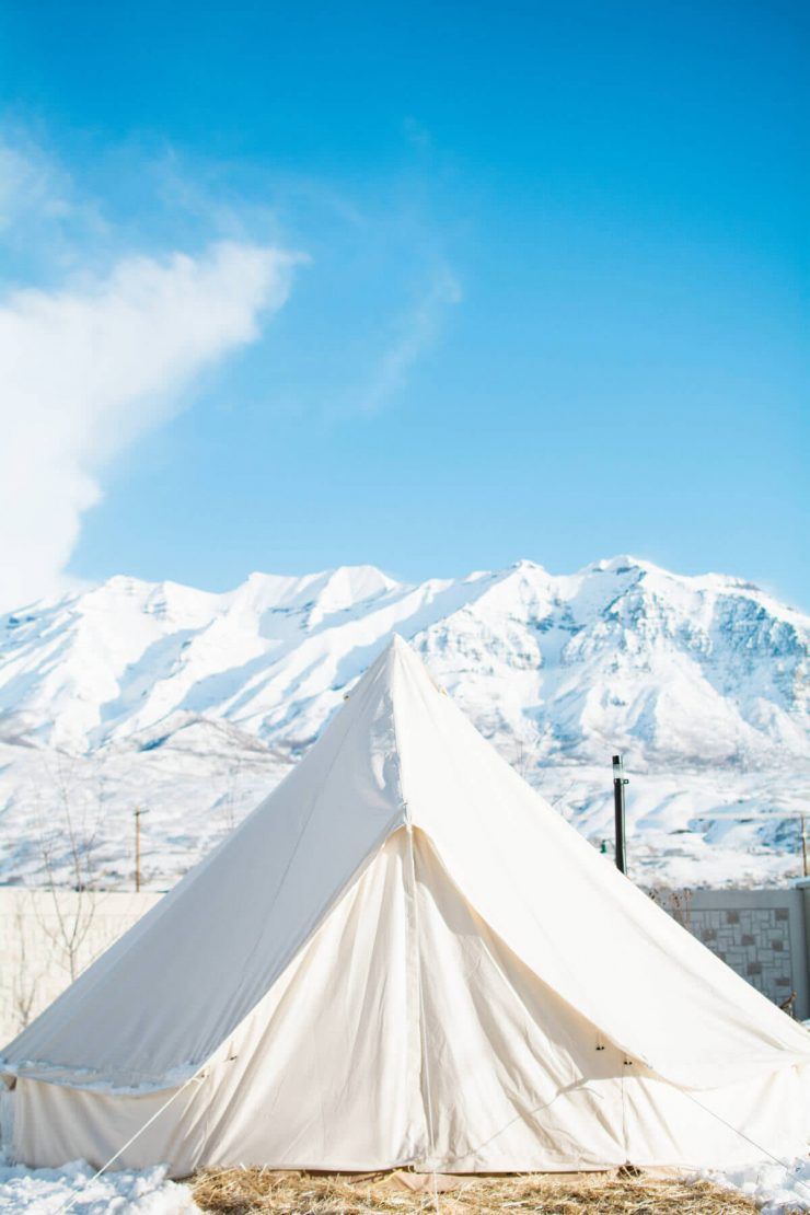 Stout Bell Tent 740x1110
