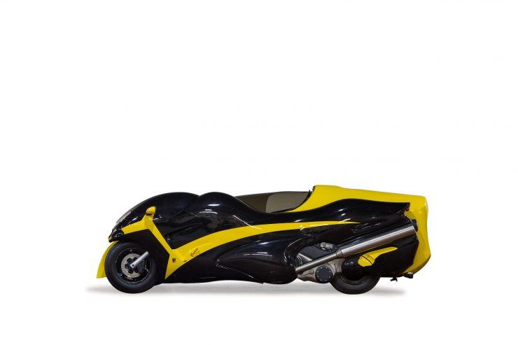 Team Knight Rider High Speed Pursuit Vehicle 1 740x493 - The Team Knight Rider High Speed Pursuit Vehicle