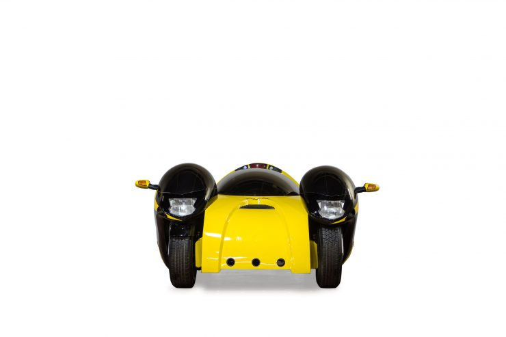 Team Knight Rider High Speed Pursuit Vehicle 11 740x493 - The Team Knight Rider High Speed Pursuit Vehicle