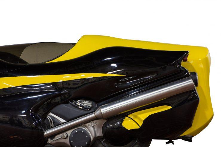 Team Knight Rider High Speed Pursuit Vehicle 12 740x493 - The Team Knight Rider High Speed Pursuit Vehicle