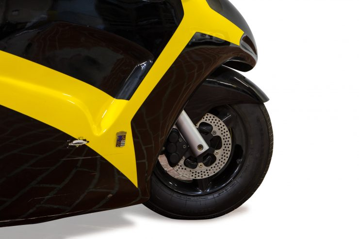 Team Knight Rider High Speed Pursuit Vehicle 13 740x493 - The Team Knight Rider High Speed Pursuit Vehicle