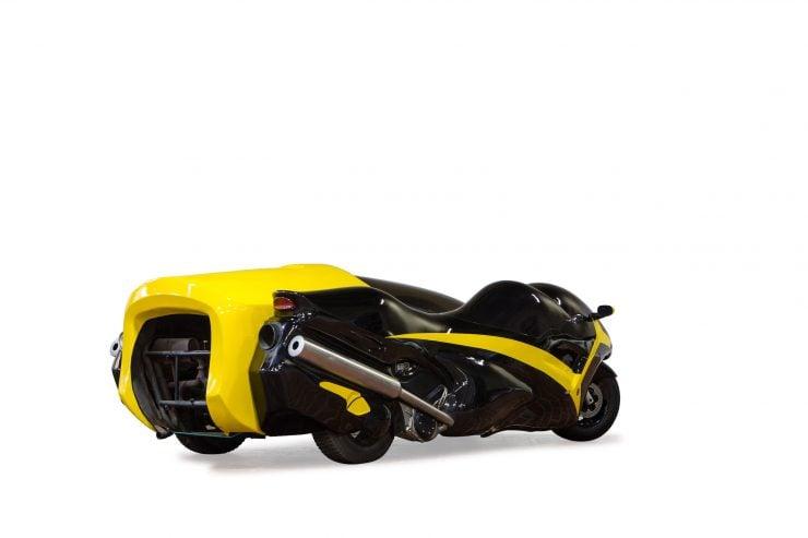 Team Knight Rider High Speed Pursuit Vehicle 2 740x493 - The Team Knight Rider High Speed Pursuit Vehicle