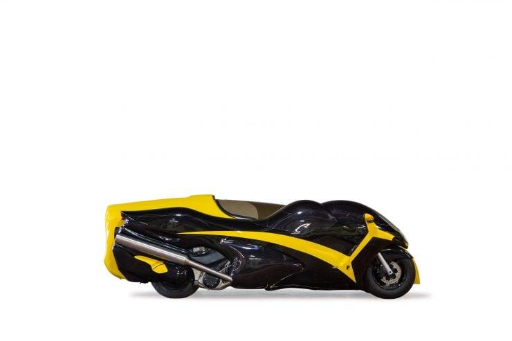 Team Knight Rider High Speed Pursuit Vehicle 7 740x493 - The Team Knight Rider High Speed Pursuit Vehicle