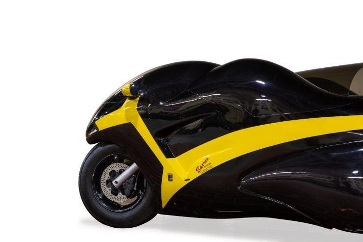 Team Knight Rider High Speed Pursuit Vehicle 8 740x493 - The Team Knight Rider High Speed Pursuit Vehicle