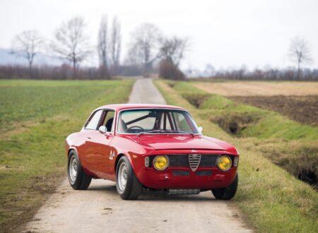 alfa romeo giulia 1 450x330 - 1965 Alfa Romeo Giulia Sprint GTA