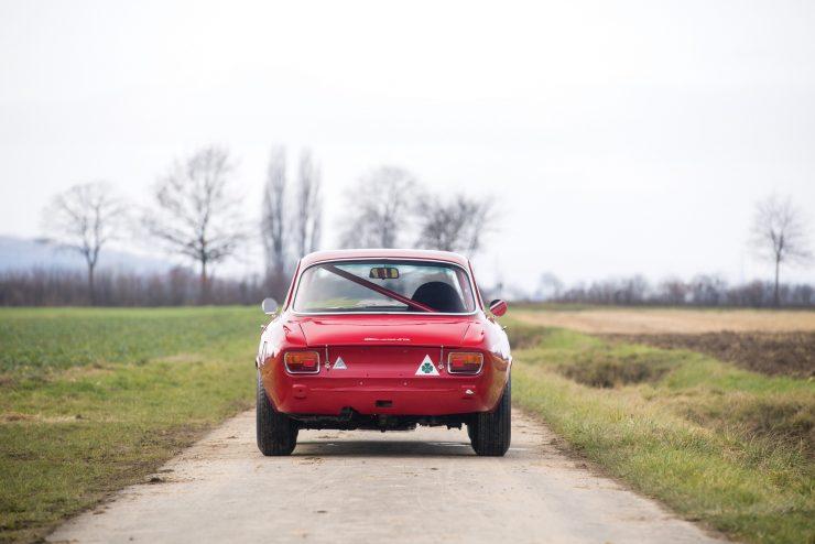 alfa romeo giulia 10 740x494 - 1965 Alfa Romeo Giulia Sprint GTA
