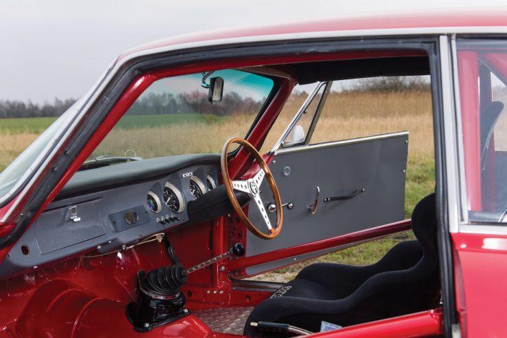 alfa romeo giulia 11 740x494 - 1965 Alfa Romeo Giulia Sprint GTA