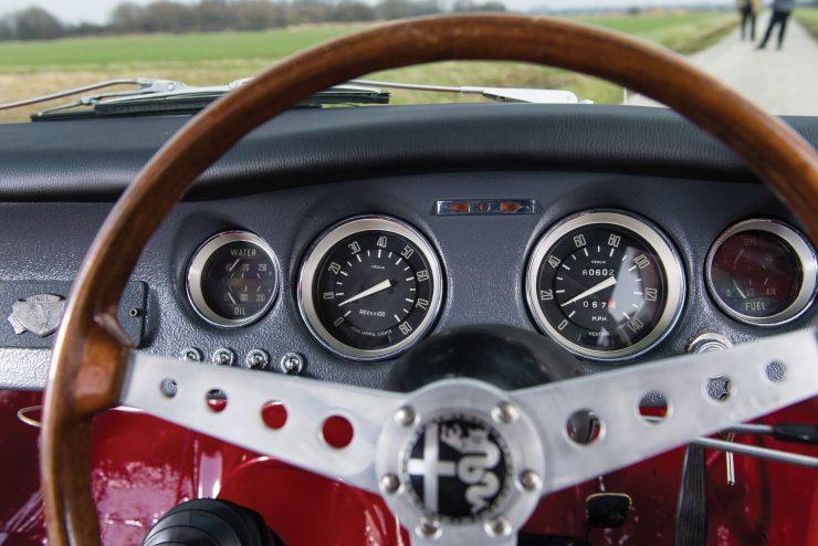 alfa romeo giulia 12 740x494 - 1965 Alfa Romeo Giulia Sprint GTA