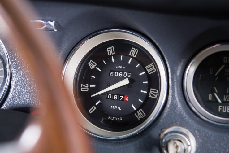 alfa romeo giulia 13 740x494 - 1965 Alfa Romeo Giulia Sprint GTA