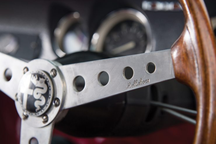 alfa romeo giulia 14 740x494 - 1965 Alfa Romeo Giulia Sprint GTA