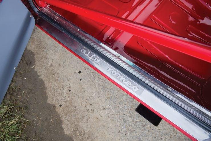 alfa romeo giulia 16 740x494 - 1965 Alfa Romeo Giulia Sprint GTA