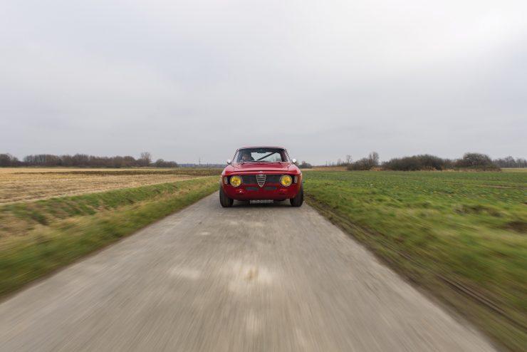 alfa romeo giulia 18 740x494 - 1965 Alfa Romeo Giulia Sprint GTA
