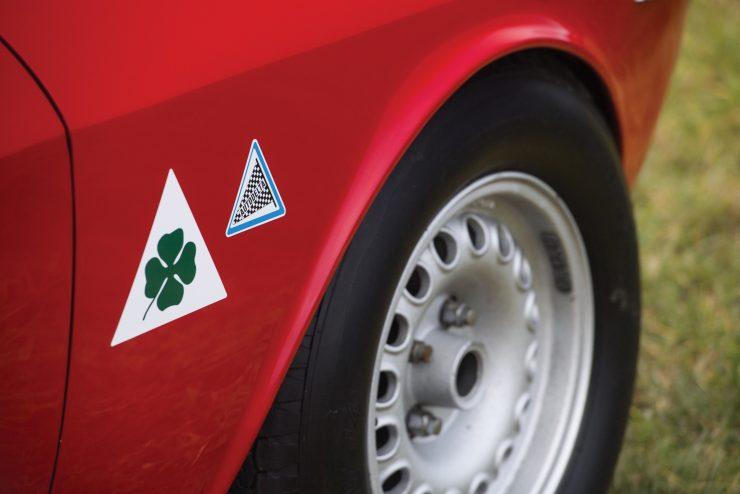 alfa romeo giulia 20 740x494 - 1965 Alfa Romeo Giulia Sprint GTA