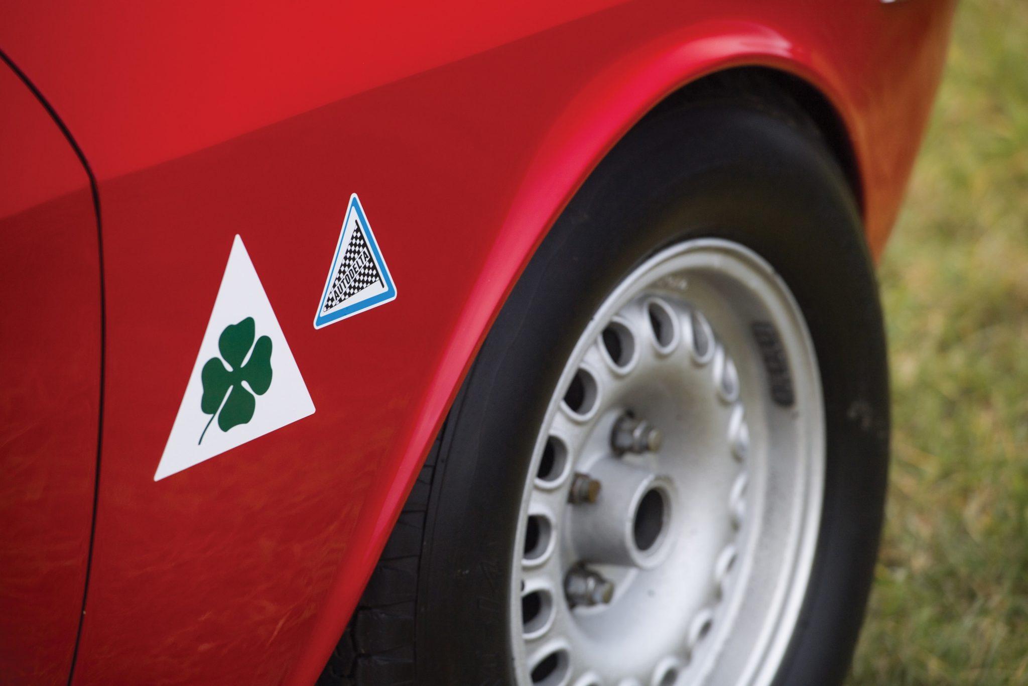 1965 Alfa Romeo Giulia Sprint Gta Magnesium Wheels