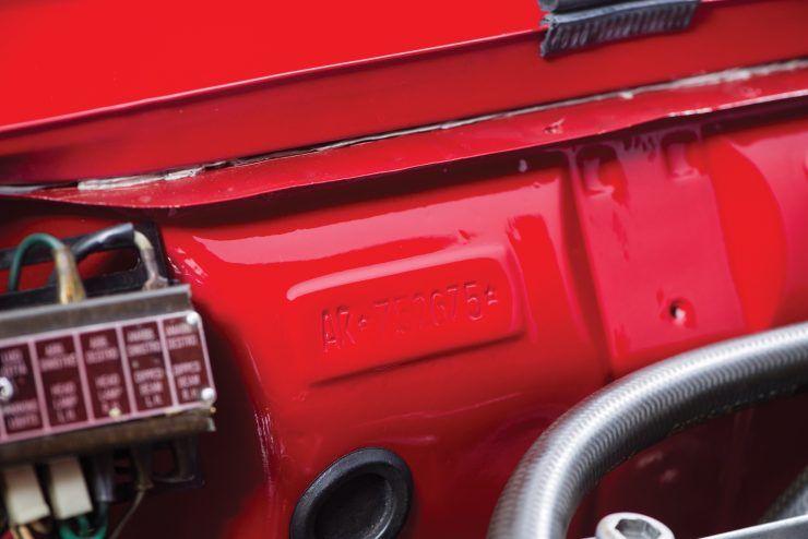 alfa romeo giulia 25 740x494 - 1965 Alfa Romeo Giulia Sprint GTA