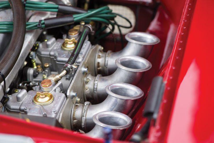 alfa romeo giulia 26 740x494 - 1965 Alfa Romeo Giulia Sprint GTA