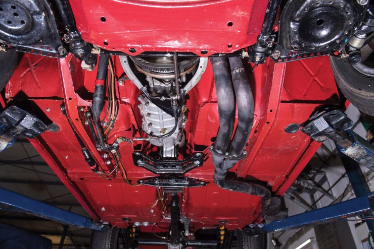 alfa romeo giulia 30 740x494 - 1965 Alfa Romeo Giulia Sprint GTA