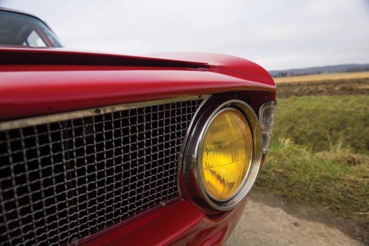 alfa romeo giulia 8 740x494 - 1965 Alfa Romeo Giulia Sprint GTA