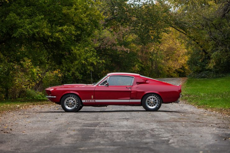 1967 Shelby GT500 Mustang 1 740x493 - 1967 Shelby GT500 Mustang