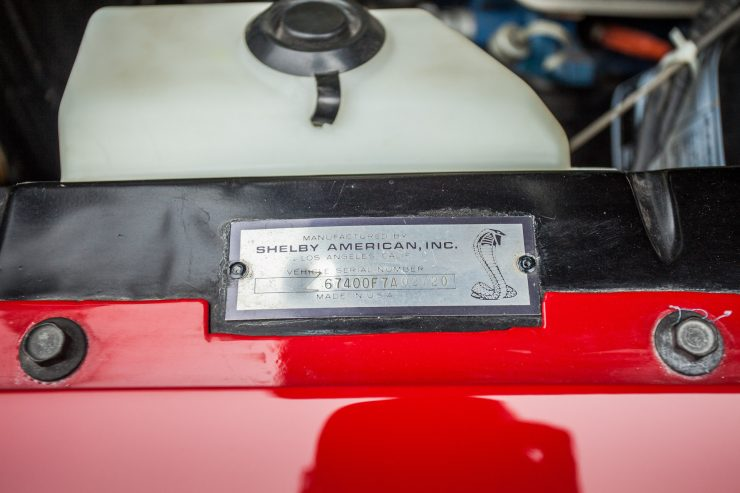 1967 Shelby GT500 Mustang 10 740x493 - 1967 Shelby GT500 Mustang