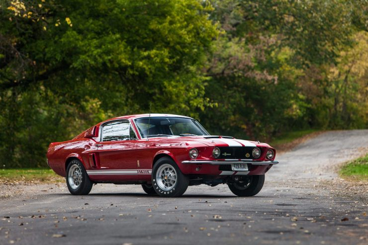 1967 Shelby GT500 Mustang 8 740x493 - 1967 Shelby GT500 Mustang