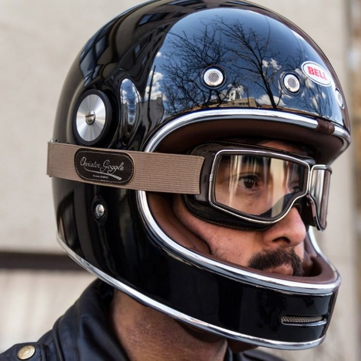 Aviator T2 Motorcycle Goggles 1 740x740 - Aviator T2 Motorcycle Goggles