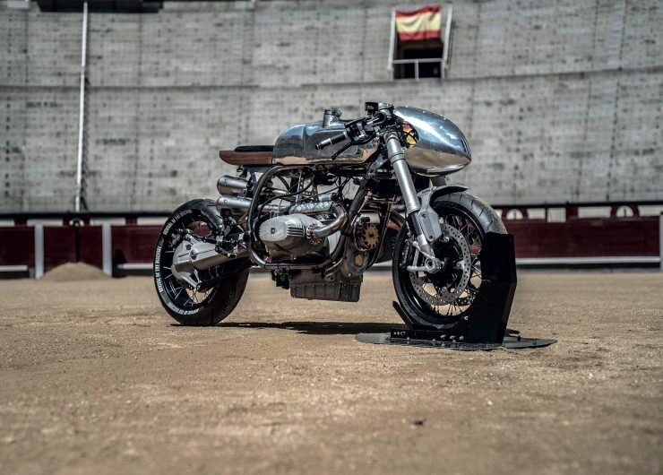 BMW R100RS 9 740x530 - Revival of the Machine BMW R100RS