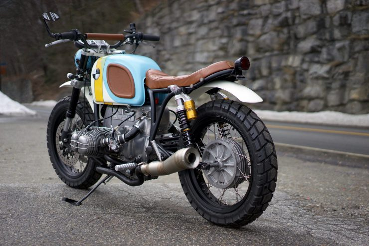 BMW R606 11 740x493 - Vintage Steele BMW R60/6