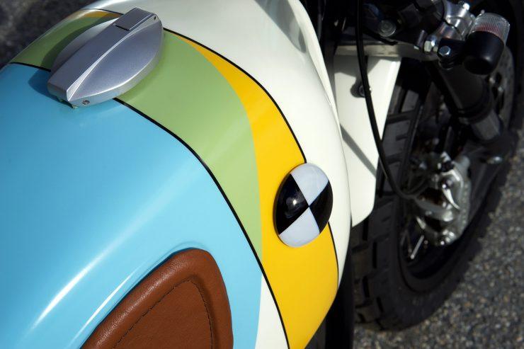 BMW R606 15 740x493 - Vintage Steele BMW R60/6