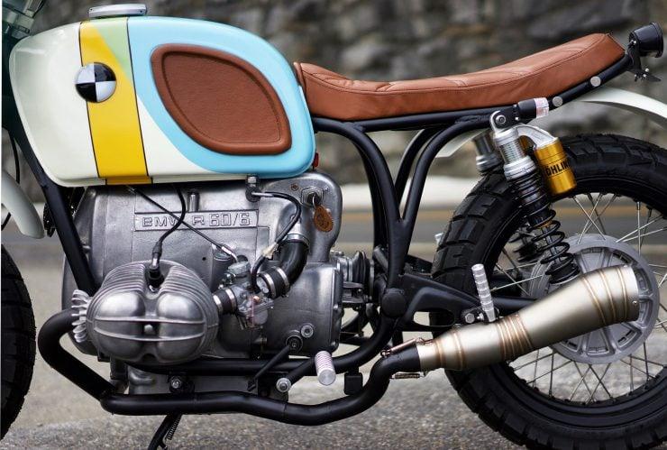 BMW R606 7 740x499 - Vintage Steele BMW R60/6