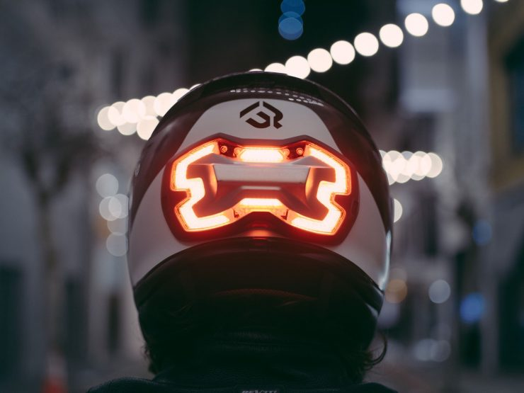 BrakeFree The Smart Brake Light for Motorcyclists 2 740x555