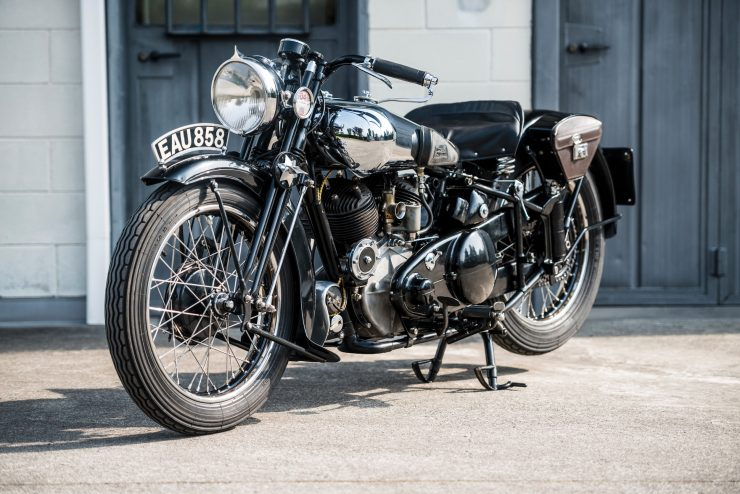 Brough Superior 5 740x494 - The Five Brough Superiors of the Villa Erba Sale