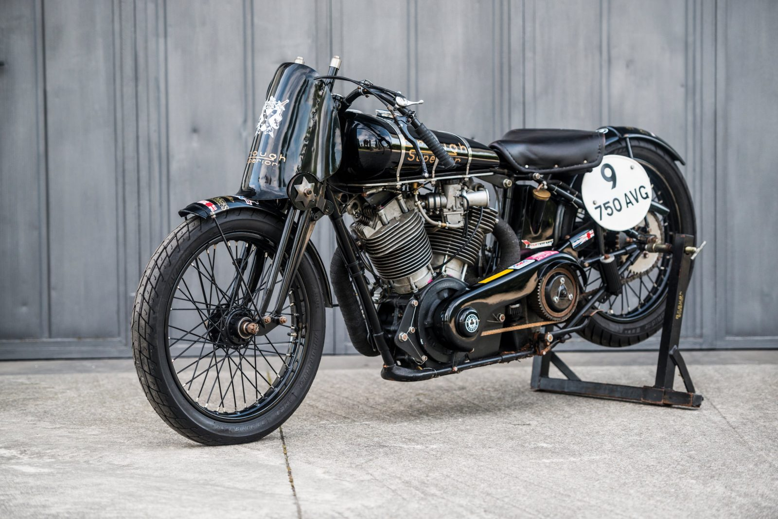 "Brough Superior SS100 1600x1068 - World Speed Record Holder:  Brough Superior ""Baby Pendine"""