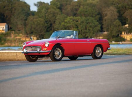 Buying Guide MGB Roadster Front 450x330 - The Essential Buying Guide: MGB Roadster