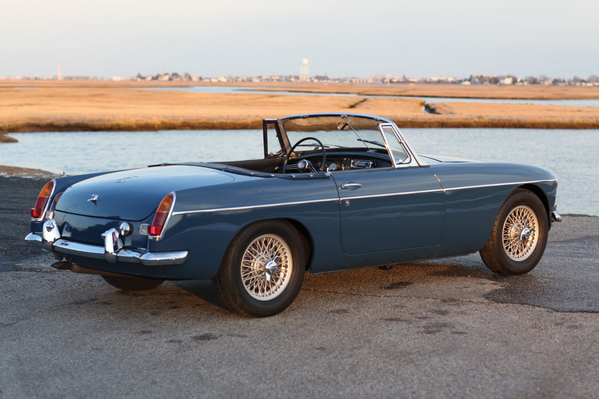 Official Buying Guide Mgb Roadster The Quintessential