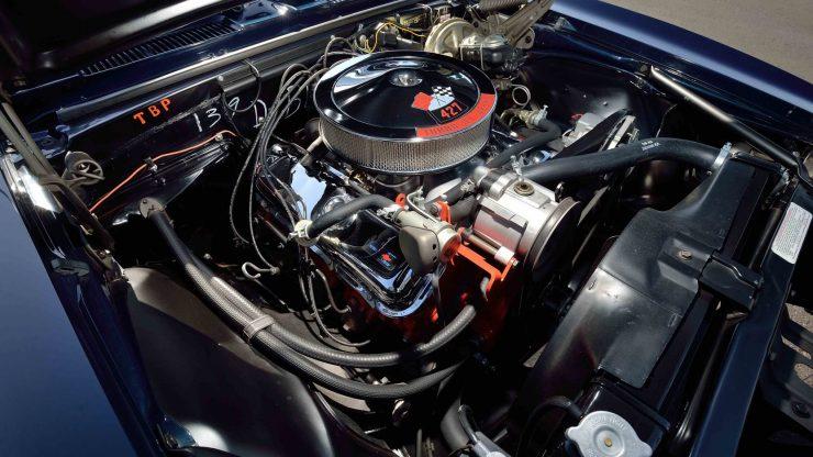 Chevrolet Yenko Camaro 6 740x416 - 1968 Chevrolet Yenko Camaro