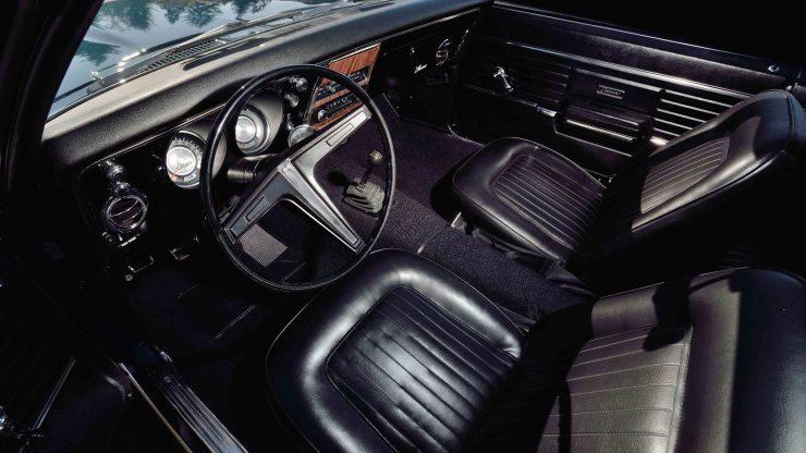 Chevrolet Yenko Camaro 9 740x416 - 1968 Chevrolet Yenko Camaro
