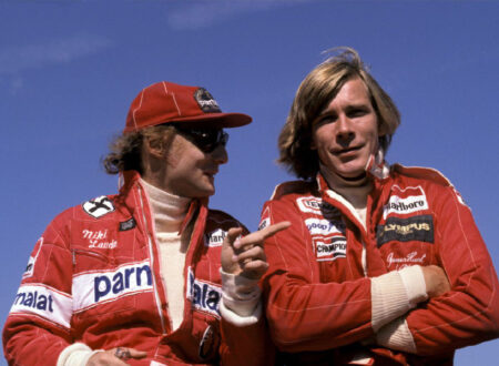 Clash Of The Titans Lauda Vs Hunt 450x330 - Documentary: Clash Of The Titans - Lauda vs Hunt